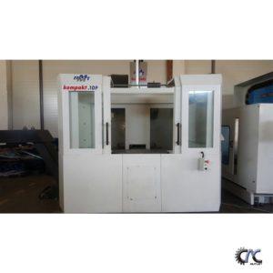 Centru de prelucrare vertical RMT KOMPAKT P10-P