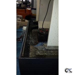 LUCRARI DE CURATIRE SI MENTENANTA CENTRU DE FREZAT CU CNC - MAZAK VARIAXIS 630 -5X16