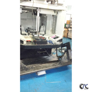LUCRARI DE CURATIRE SI MENTENANTA CENTRU DE FREZAT CU CNC - MAZAK VARIAXIS 630 -5X 19