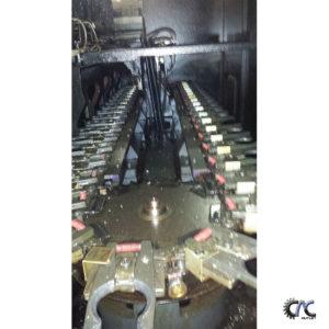 LUCRARI DE CURATIRE SI MENTENANTA CENTRU DE FREZAT CU CNC - MAZAK VARIAXIS 630 -5X 2